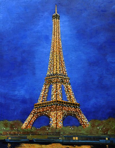 76 Sparkling Eiffel Tower – Price 1500 €