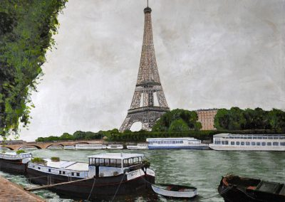 77 Houseboats On The Seine River 3 – Price 1100 €