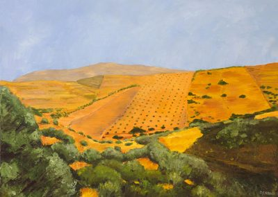 80 Landscape Of Crete 1 – Price 1300 €