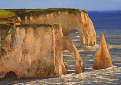 83 Cliffs Of Etretat 2 – Price 1100 €